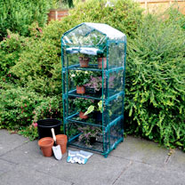 Image of 4 Tier Greenhouse