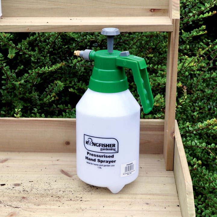 Hand Pressure Sprayer - 1.5 Litre