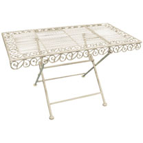 Old Rectory Coffee Table - Cream