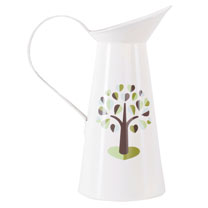 Botanical Flower Jug