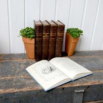 Plant Pot Bookends