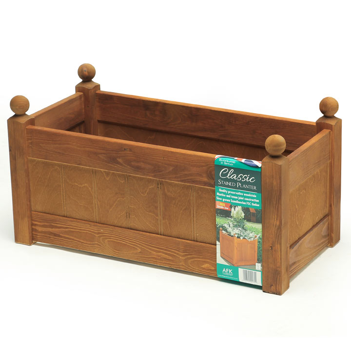 Classic Trough - Heritage Beech