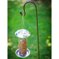 Image of Bird Feeder Hanging Crook