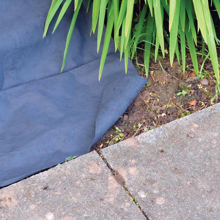 Weed Guard Control Fabric