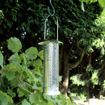 Click to view product details and reviews for 900g Niger Seed Bag And Deluxe Niger Seed Feeder Combo.