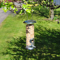 Click to view product details and reviews for 900g Robin Feed Bag And Deluxe Seed Feeder Combo.