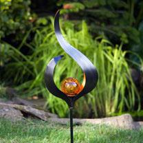 """Flamelight Solar Stake """"Delta"""""""