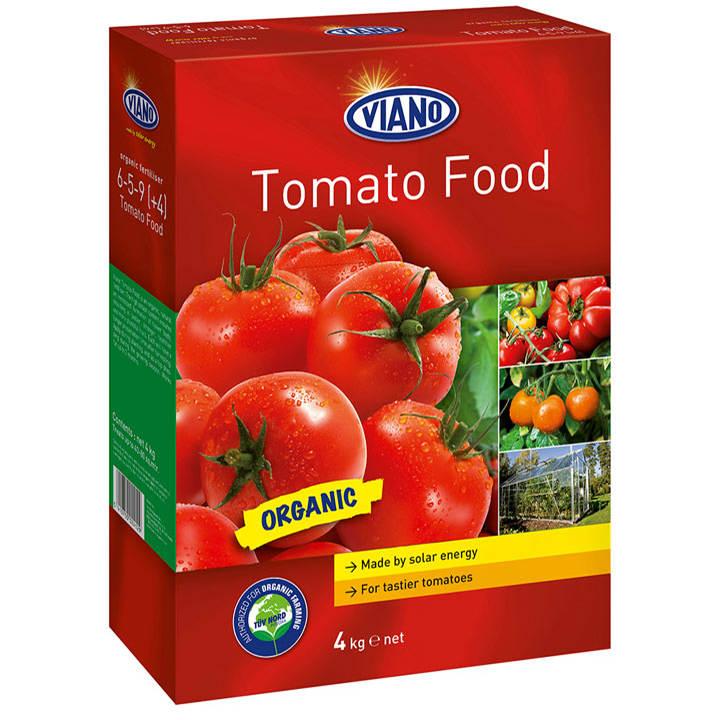 Organic Tomato Food