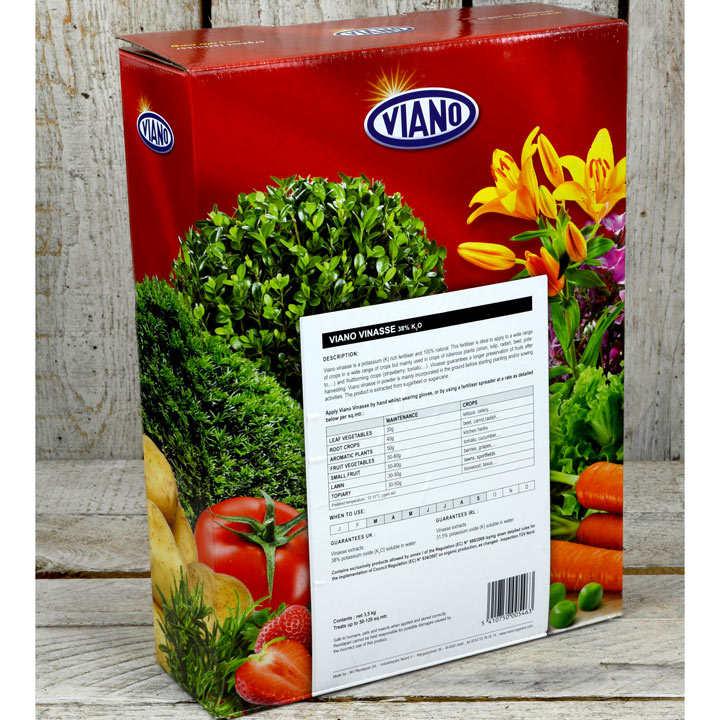 Viano Garden Potash - 3.5kg
