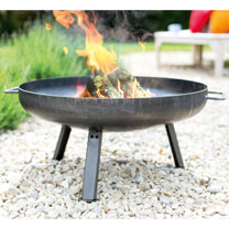 Pittsburgh Heavy Duty Steel Firepit - Small
