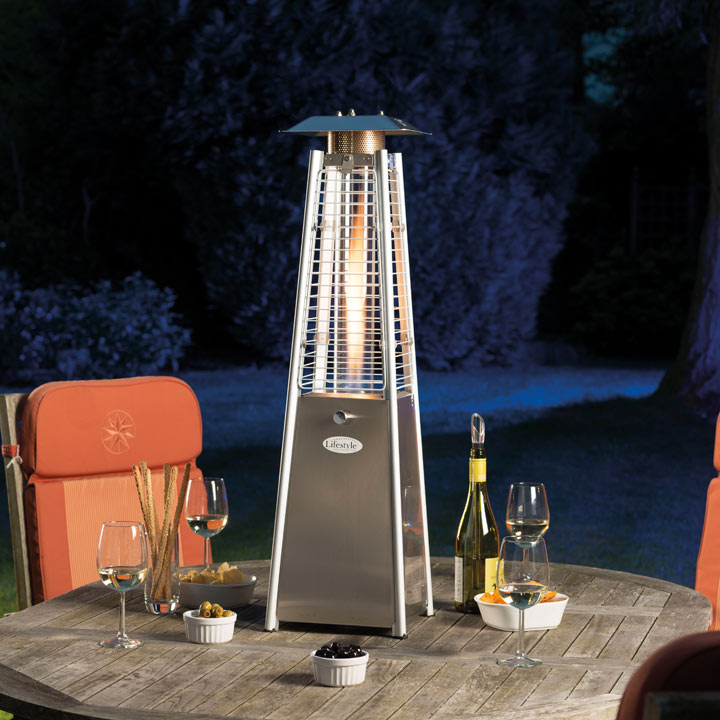 Chantico Flame Table Top Heater