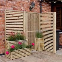 Garden Creations Vertical Screen