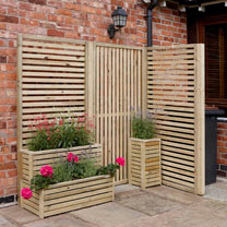 Garden Creations Horizontal Screen 2 Pack