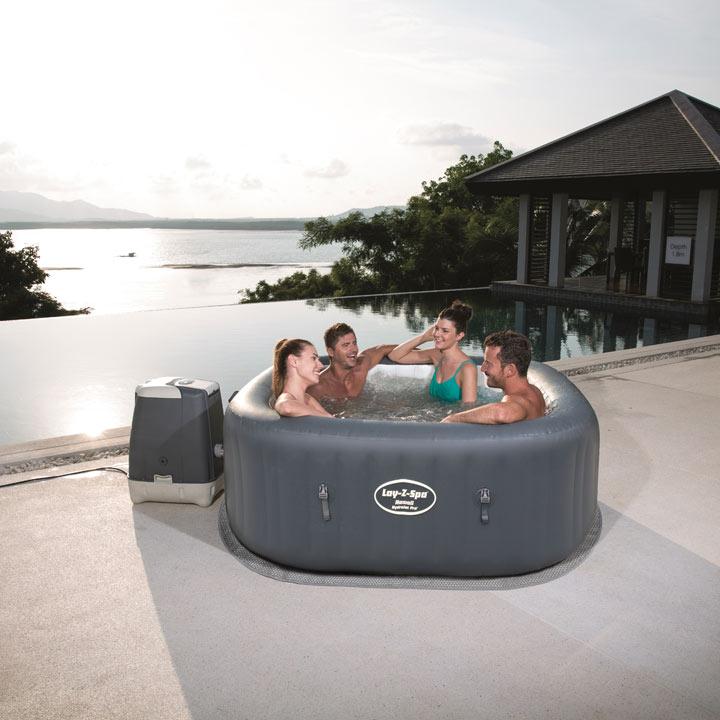 Hawaii Hydro Jet Pro Lay-Z-Spa (4-6 adult capacity)