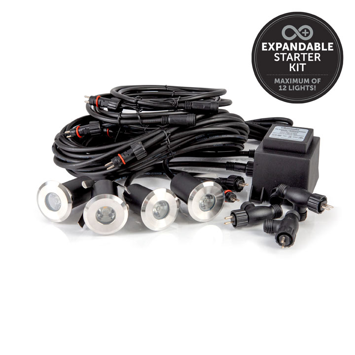 Small Deck Light Starter Kit