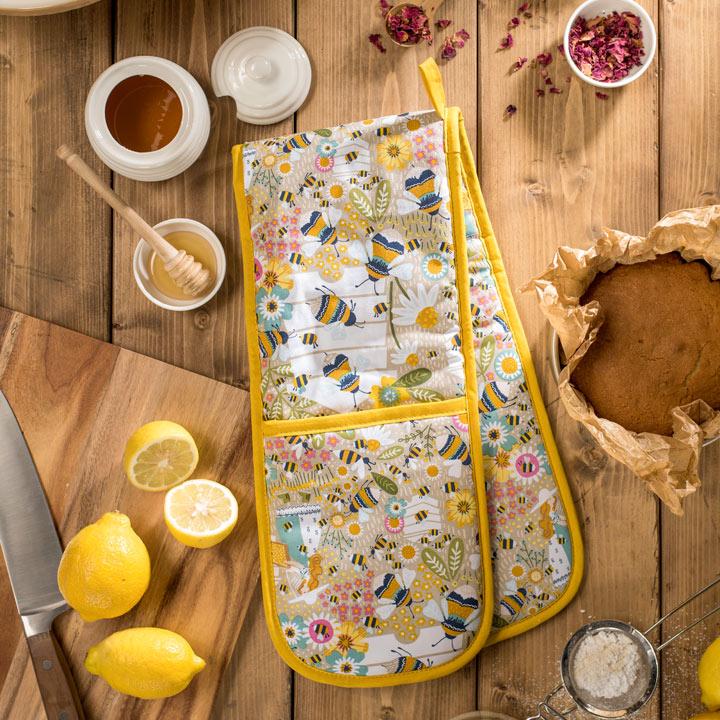 Beekeeper Oven Glove