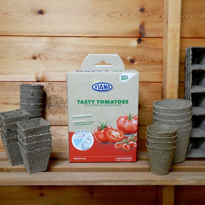 Tasty Tomatoes Teabag Feed