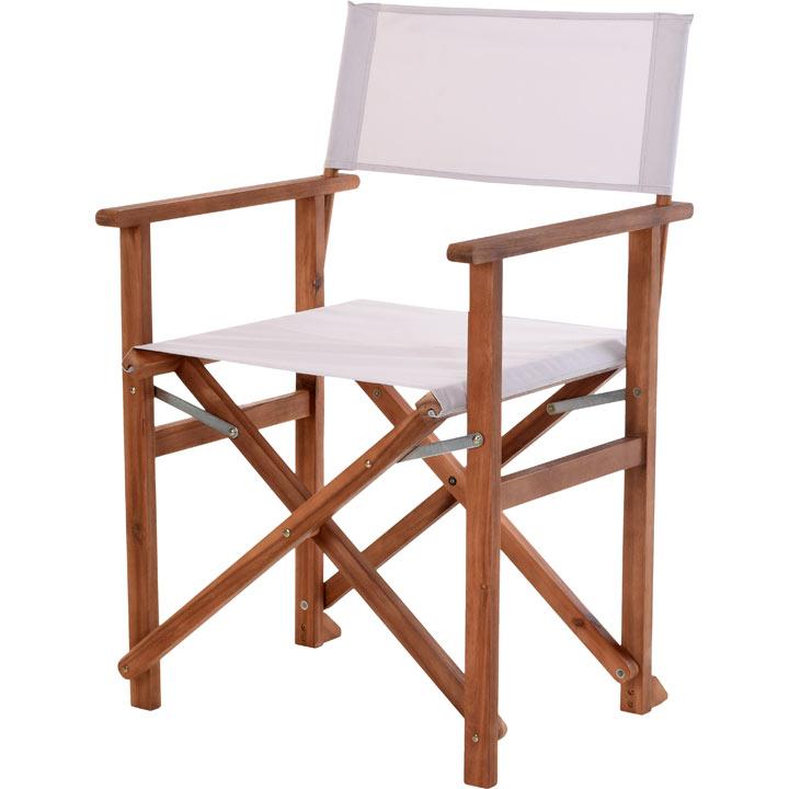Wooden Directors Chair