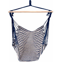 Hanging Hammock Chair - Blue