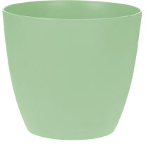 18cm 'Ella' Flower Pot - Green