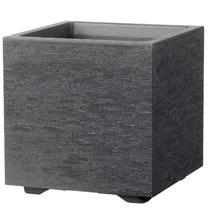 Gravity Cube - Charcoal 25cm