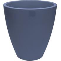 Swap Top Large Flower Pot - 39cm Blue
