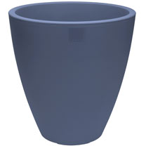 Swap Top Medium Flower Pot - 27.5cm Blue