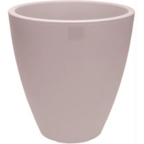 Swap Top Medium Flower Pot - 27.5cm Beige