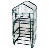 Greenhouse - 2, 3 or 4 Tiers