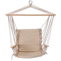 Hanging Hammock Chair - Cream