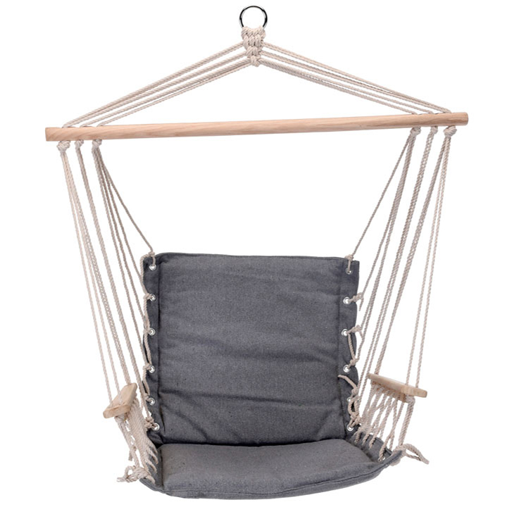 Hanging Hammock Chair - Grey