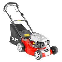 "Cobra 18"" Petrol Powered Lawnmower"