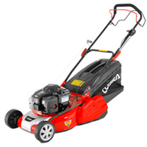 "Cobra 18"" Petrol Powered Rear Roller Lawn Mower B&S"