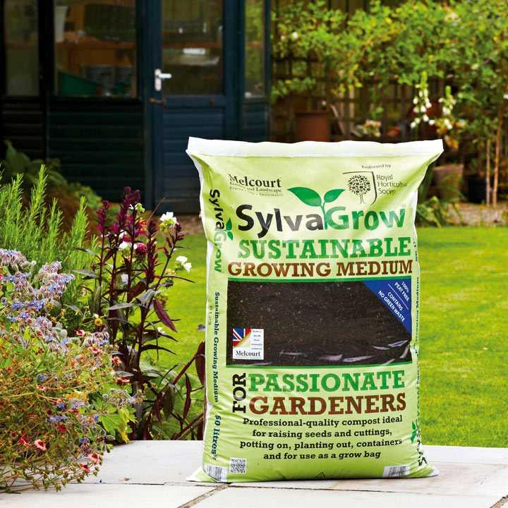 RHS SylvaGrow Multipurpose Compost