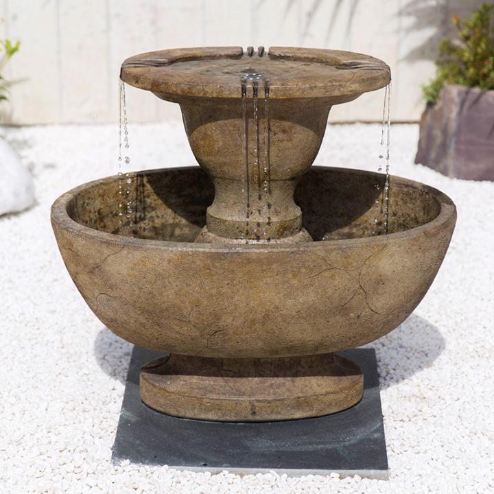 Alfresco Fountain - Relic Lava