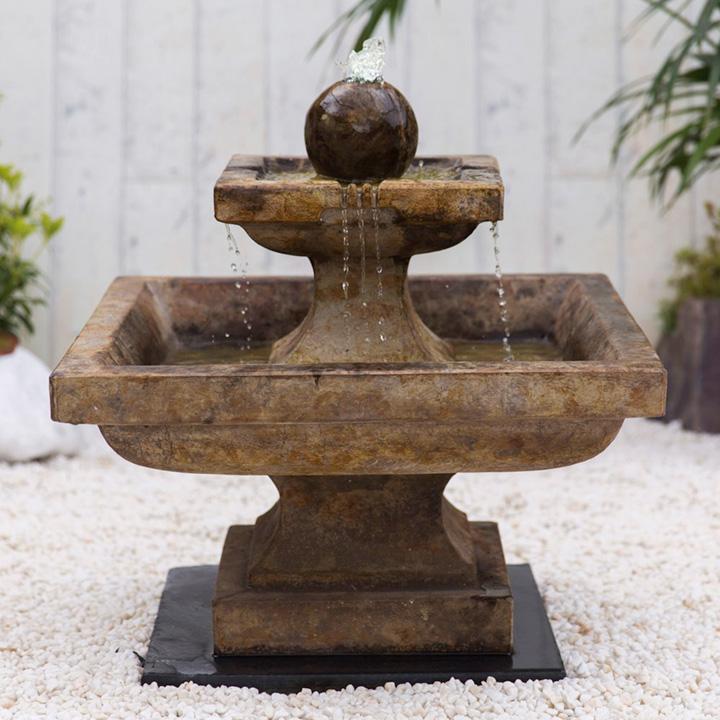 Low Equinox Fountain - Relic Lava