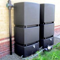 Rain Tank System 1600