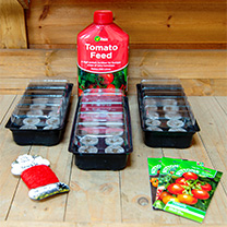 Suttons Tomato Growing Success Kit