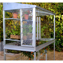 Optional Auto Vent For Growhouse