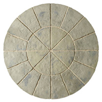 Minster Circle Kit - 1.8m Rustic Sage