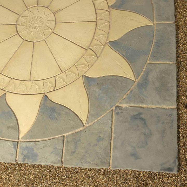 Sunflare Circle Squaring Off Kit - Rustic Sage