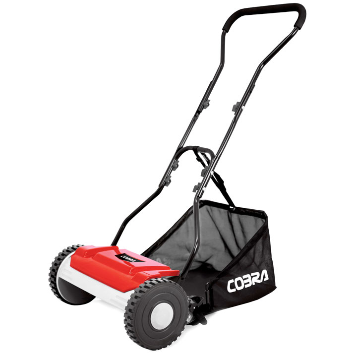 Cobra Hand Lawnmower