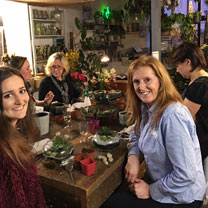 Terrarium Workshop with Prosecco for One