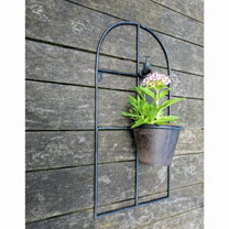 Wall Hanger with Flower Pot
