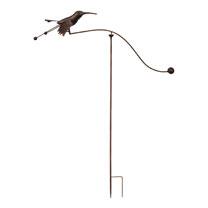 Bird on Stake