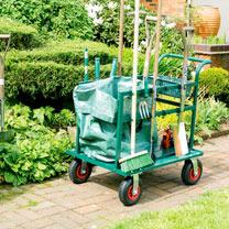 Garden Tool Truck