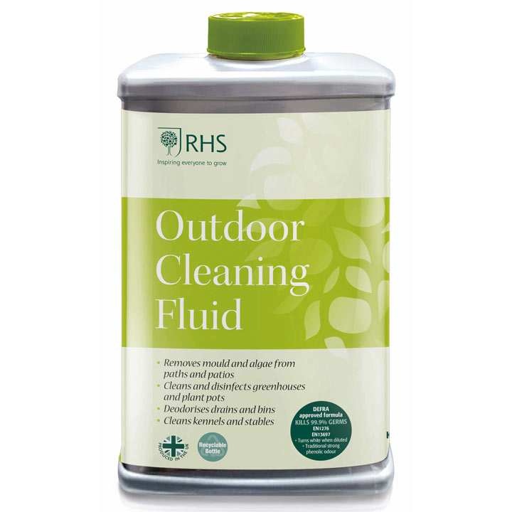 RHS Outdoor Cleaning Fluid