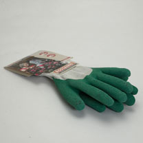 Gardening Gloves - ROSA /IT Green Size 10