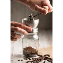 Personalised Kilner Coffee Grinder