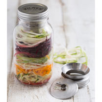 Kilner Spiralizer Jar Set